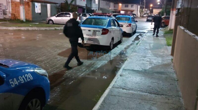 PM reforça patrulhamento no MCMV de Itaipuaçu