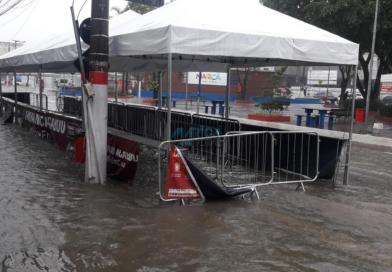 Defesa Civil: Maricá em estágio de atenção com acumulo de chuva