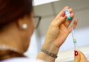 Dia D da campanha de vacinação de crianças e adolescentes