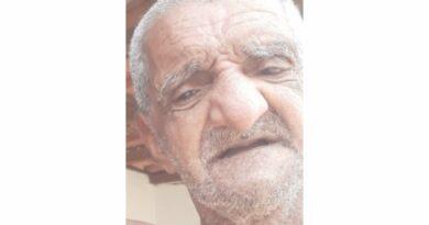 Idoso está desaparecido em Maricá