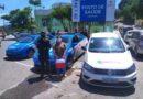 Polícia Militar faz segurança e ajuda na distribuição das vacinas contra Covid-19 em Maricá
