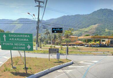 Posto de Combustíveis é assaltado no Vale da Figueira, em Maricá