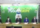 Começa hoje (12) Campanha Nacional de Vacinação contra Gripe