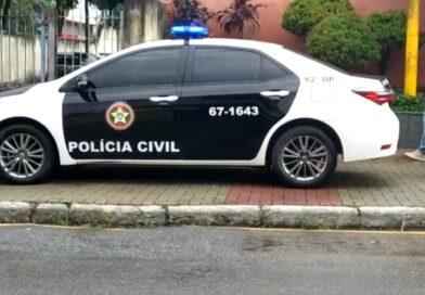 Delegacia de Maricá faz ato em homenagem ao Policial Civil morto no Jacarezinho