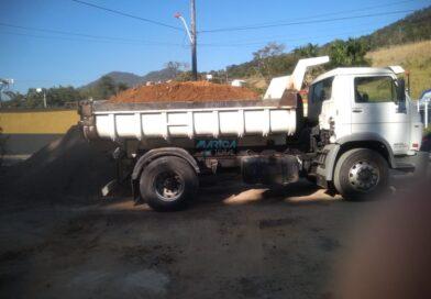 Caminhão é roubado em Maricá