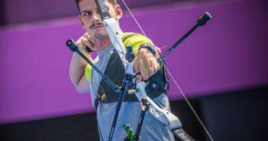 Tóquio 2020: Maricaense Marcus D'Almeida enfrenta italiano pelas oitavas de final do tiro com arco nesta sexta-feira