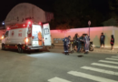 Homem fica ferido em acidente entre carro e moto no Centro de Maricá