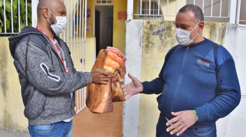 Com onda de frio, Maricá reforça arrecadação de agasalho e abre abrigo emergencial