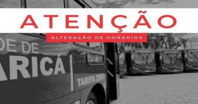Vermelhinho: Linha Centro x Retiro (Via Cachoeira) terá mudança no horário a partir de domingo