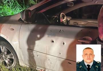 Policial militar é baleado por dez tiros em ataque em Maricá