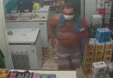 Homem invade e furta loja de bebidas em São José do Imbassaí
